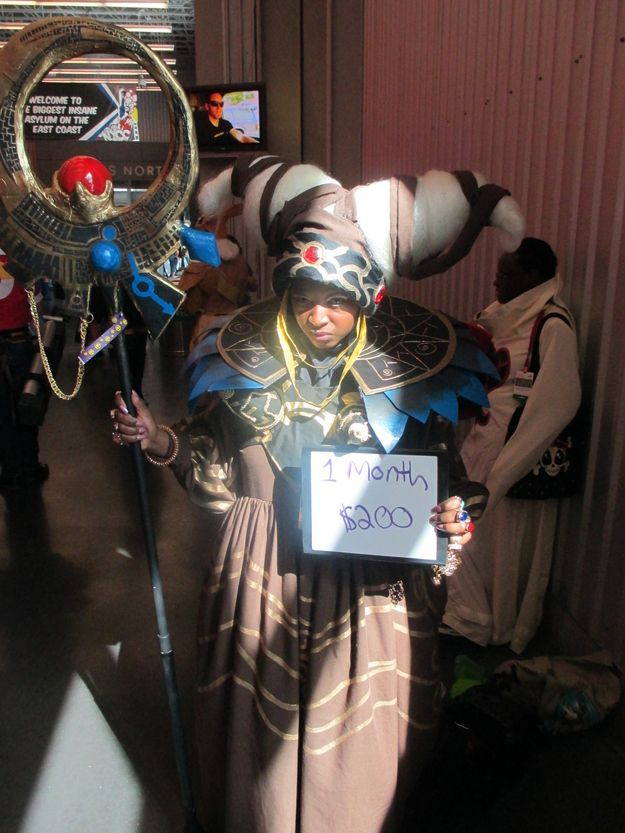 Rita Repulsa - Power Rangers | What Is The True Cost Of Cosplay?