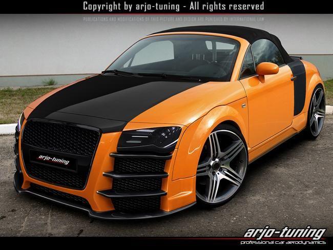 Audi quattro tt convertible 2001