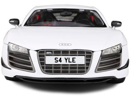 Best Number Plate Gift Ideas Images On Pinterest Anniversary - Audi car number