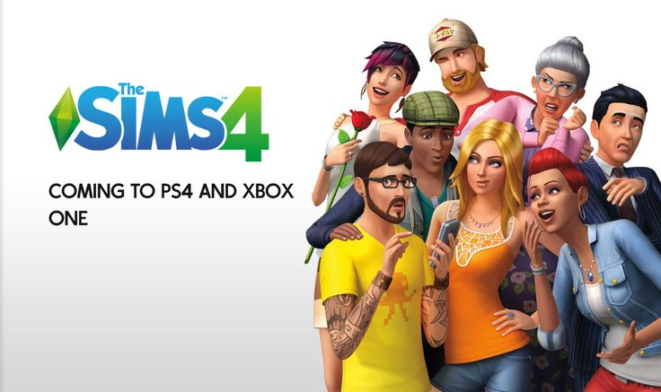The Sims 4 Coming to Consoles November 17 - https://www.gizorama.com/2017/news/sims-4-coming-consoles-november-17
