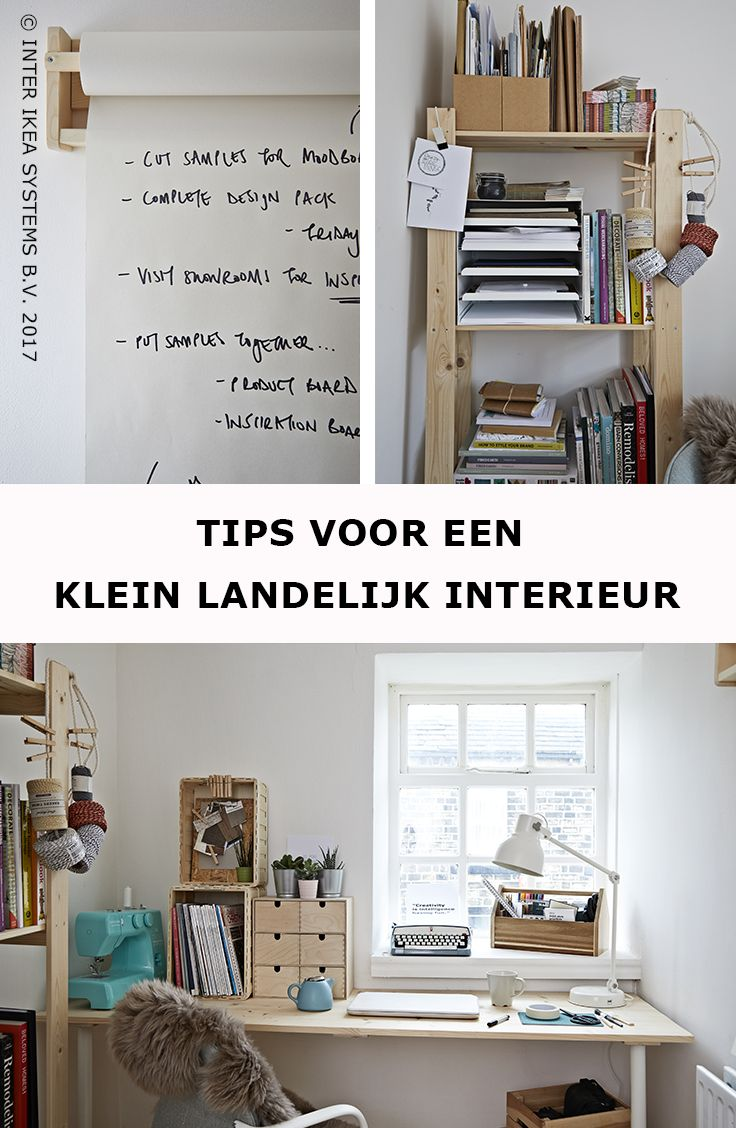 Wil je je interieur een betaalbare opfrisbeurt geven? Laat je creativiteit de vrije loop en maak van je werkplek een ruimte voor je passies. FLISAT Wandopberger, 14,99/st. #IKEABE #IKEAidee  Do you want to give your interior an affordable refresh? Give free rein to your creativity and make of your workspace a place for your passions. FLISAT Wall storage, 14,99/pce. #IKEABE #IKEAidea