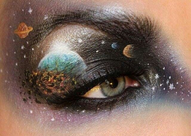 210 best images about Made Up | Fantasy & Costume Makeup on ...