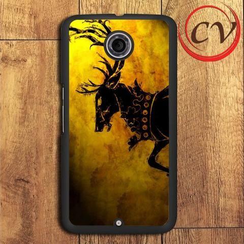 Game Of Thrones Clan Nexus 5,Nexus 6,Nexus 7 Case