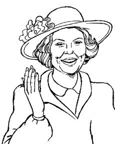 37 best Holland coloring pages images on Pinterest ...