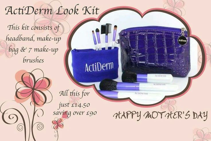 check out this amazing offer for mothers day. The perfect treat.   https://www.actiderm.co.uk/me/joanne-ball/acti-addict-offers/look-set