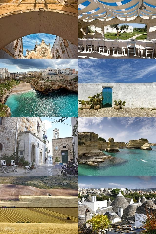 Wonderful #Italy: #summer in #Apulia is magic!