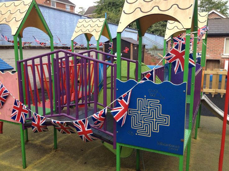 Bunting out on the cloning frame