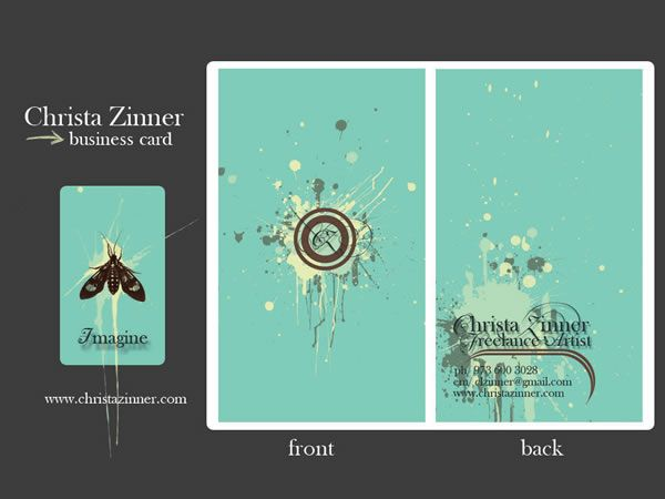 72 best Graphics: Business Card Ideas images on Pinterest ...