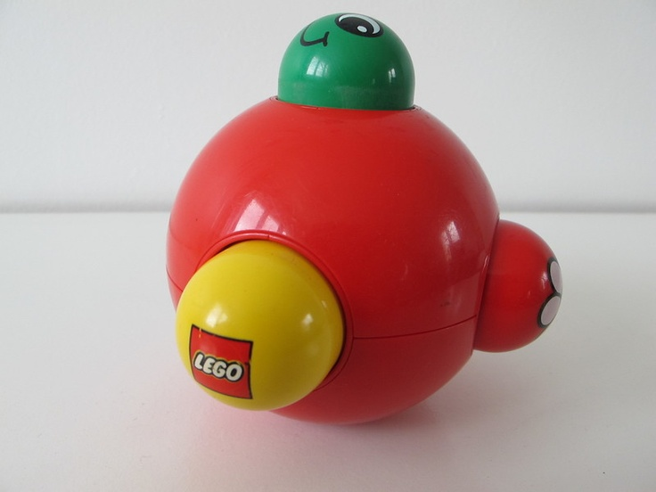 Boule Lego Primo VINTAGE