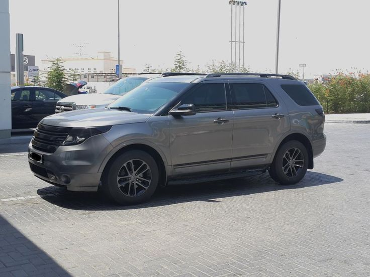 """Debadged and Grayed Out XLT 2012 - Ford Explorer and Ranger Forums """"Serious Explorations""""®"""