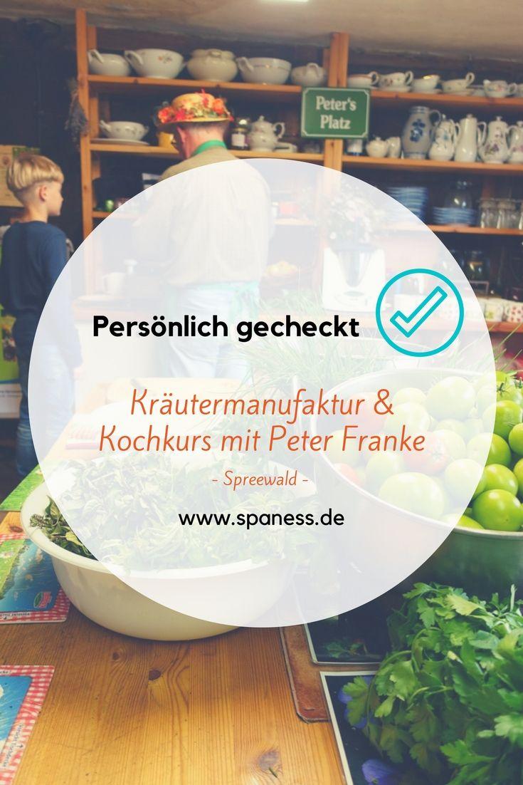 Kulinarisch um die Welt - wie wäre es mit einer Genuss Auszeit im Spreewald?