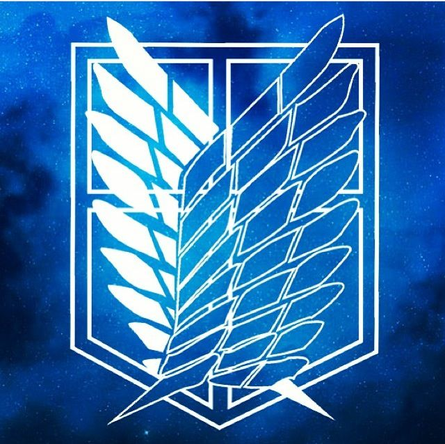 The Survey Crops Symbol Of Freedom Wings. From Attack On