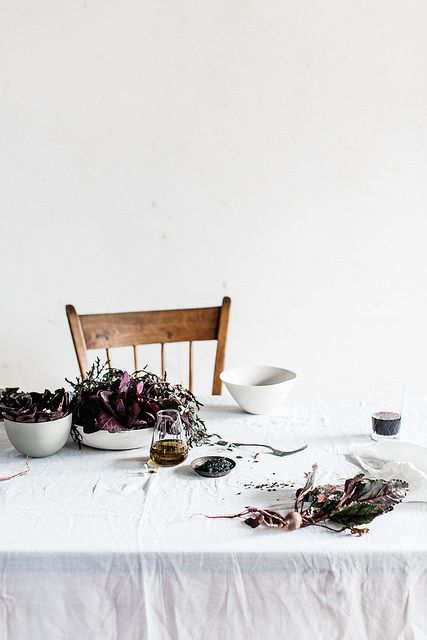 Photography by Luisa Brimble, tablescene styled by Stephanie Somebody