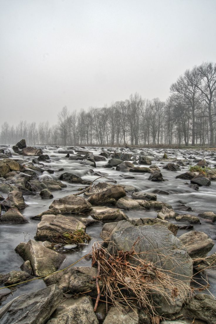 Photo Rapids of river Ostravice by Tomáš Junga on 500px