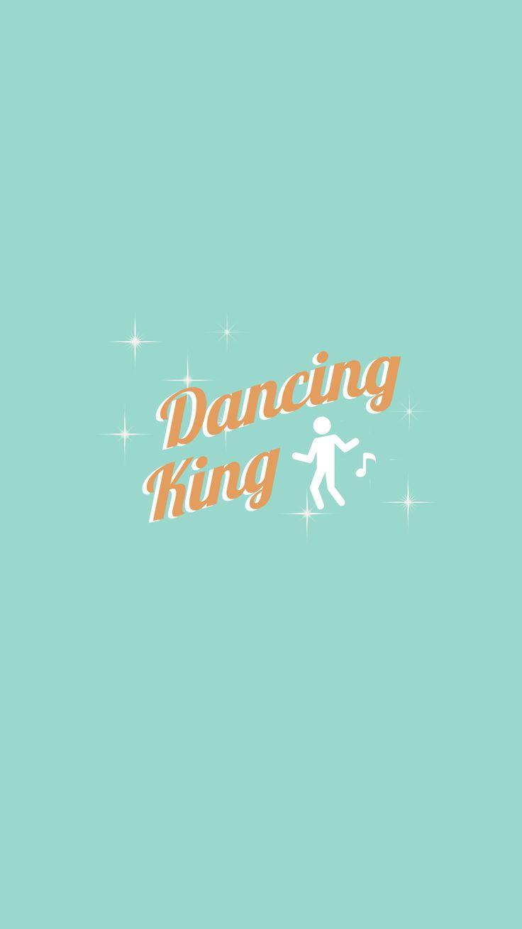 |ECO| •Fondo de pantalla Dancing King♡