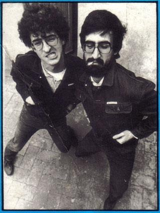 Mike Gallard und Johnny Littleville