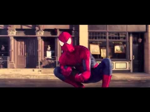 Nouvelle Pub EVIAN & SPIDER-MAN !!! Trop Fort !!! - YouTube