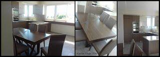 ΔΙΑΚΟΣΜΗΤΡΙΑ ΛΙΑΤΣΙΚΟΥ ΜΑΡΙΑ: modern kitchen  with dining table