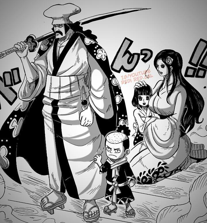 Shimotsuki X Kozuki On One Piece Anime One Piece Images One Piece