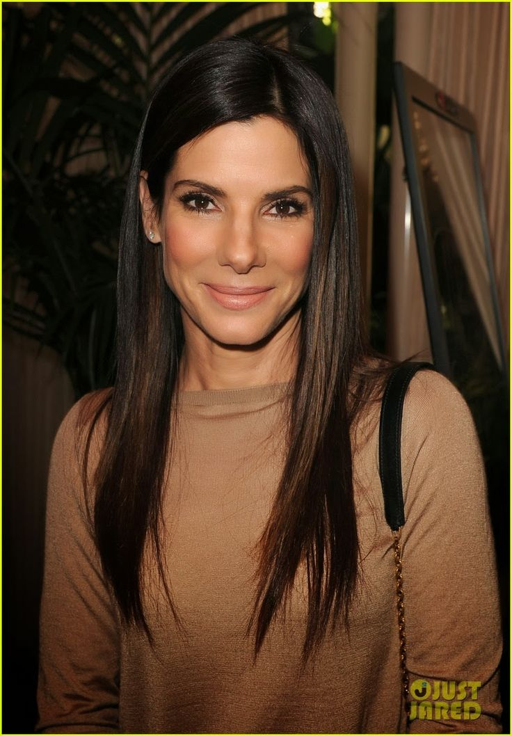 Love this hair color : Sandra Bullock @ 2014 AFI Awards Luncheon