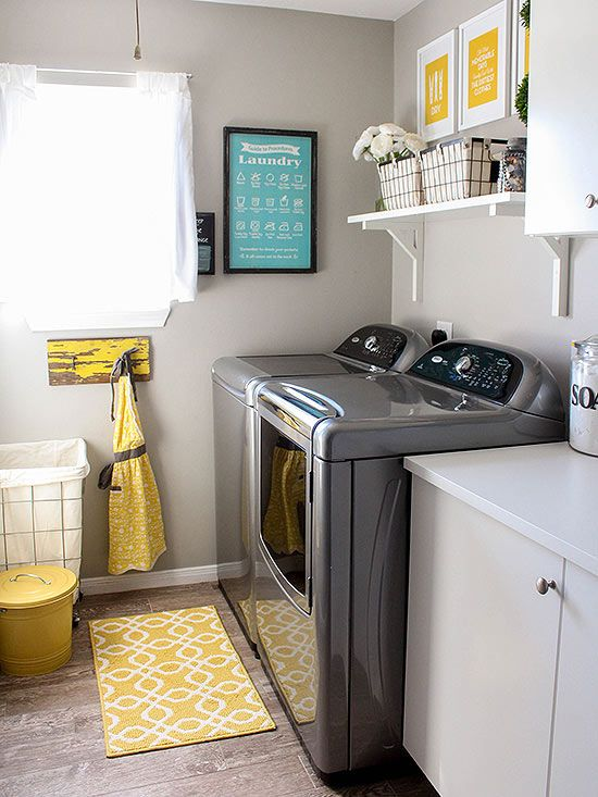 1000 Ideas About Laundry Room Colors On Pinterest Room