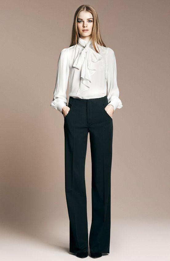 COMPARTE MI MODA: La moda femenina desde el punto de vista de las usuarias...: Las blusas de la temporada