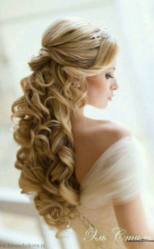 18 Wedding Hairstyles You Must Have - Pretty Designs