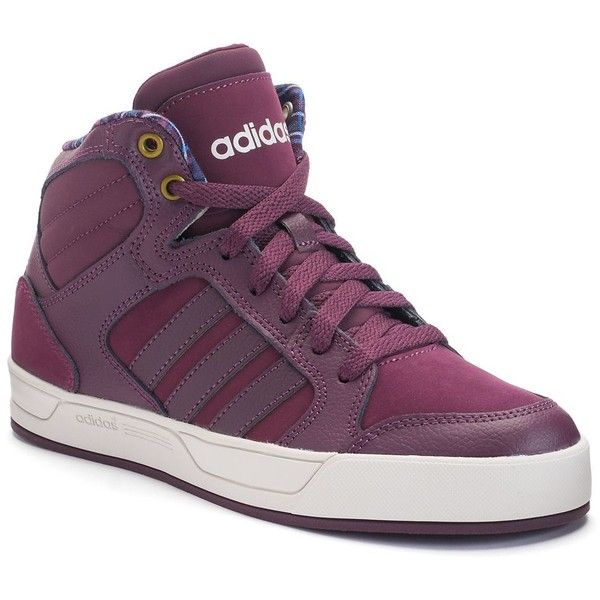 ef612d0e0011 Adidas NEO Raleigh Mid Women s Shoes ( 65) ❤ liked on Polyvore featuring  shoes