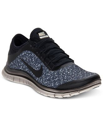 Nike Women's Shoes, Free 3.0 v5 EXT Sneakers - Finish Line Athletic Shoes -