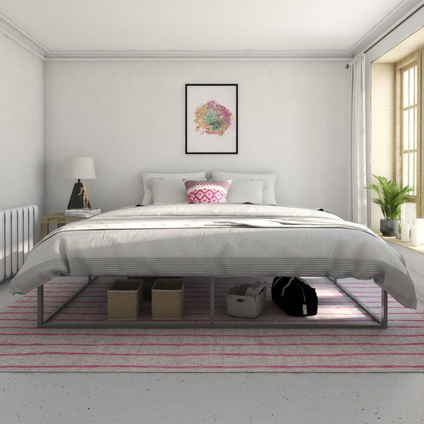 We Ll Have You Sleeping In Style With The Novogratz Boutique Metal