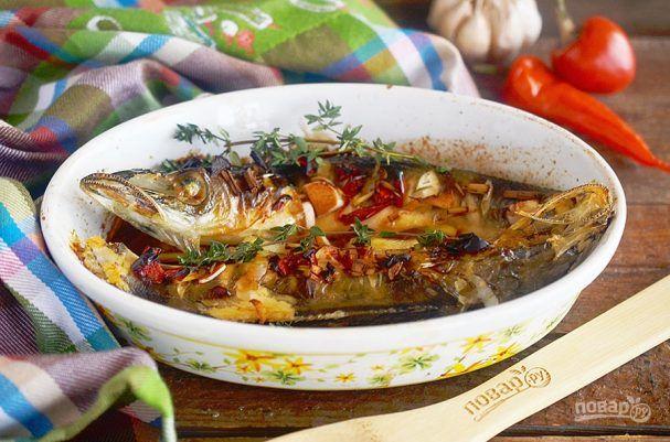 Острая рыба по-вьетнамски