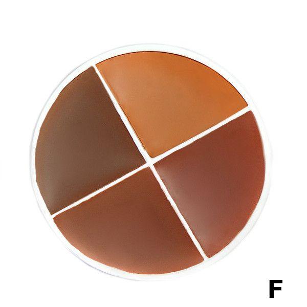 RCMA Makeup Four Color Foundation