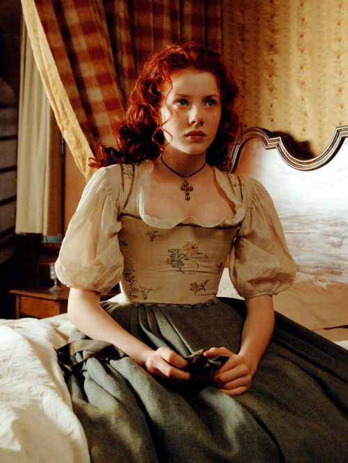 bohemea:  Rachel Hurd Wood in Perfume