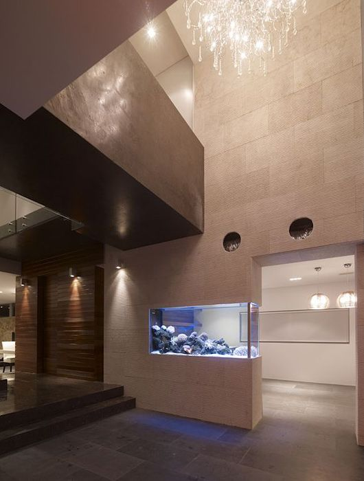 Concrete Walls Home by Tony Owen Partners   Inspiration Grid   Design Inspiration