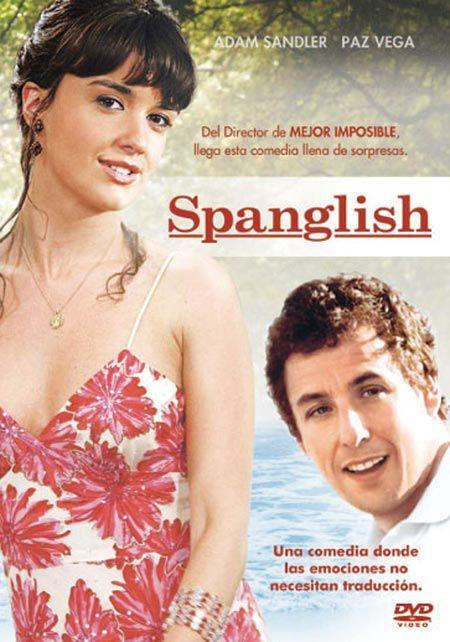 El Rincón del bachiller: Cuestionario de la película Spanglish