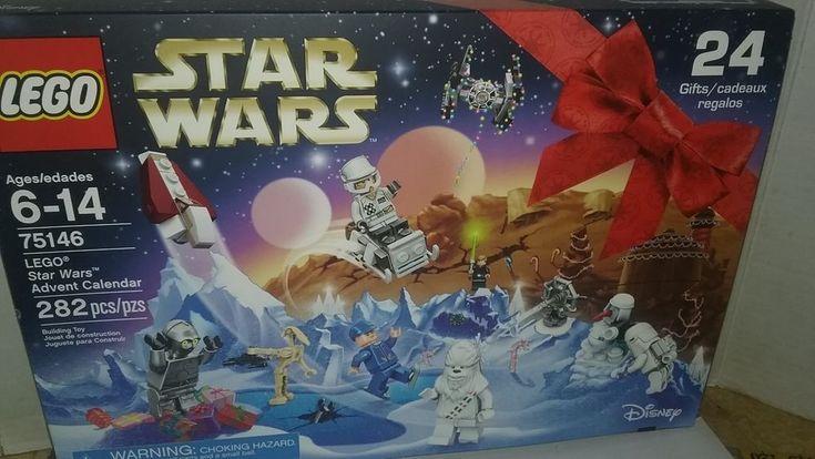 LEGO Star Wars Advent Calendar 75146  NIB #Lego