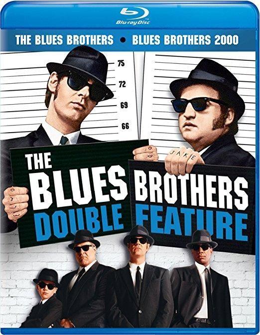 John Belushi & Dan Aykroyd - The Blues Brothers Double Feature The Blues Brothers / Blues Brothers 2000
