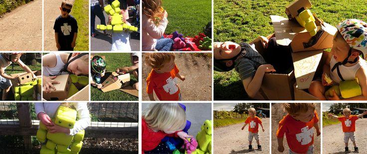 Teddybots toys and playtime
