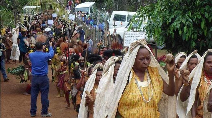 Kutubu Kunda and Digaso Festival