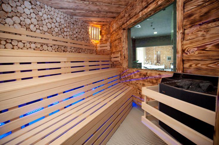 Sauna - Hotel Tenis