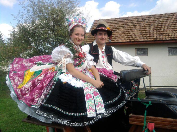Palóc népviselet -Hungary