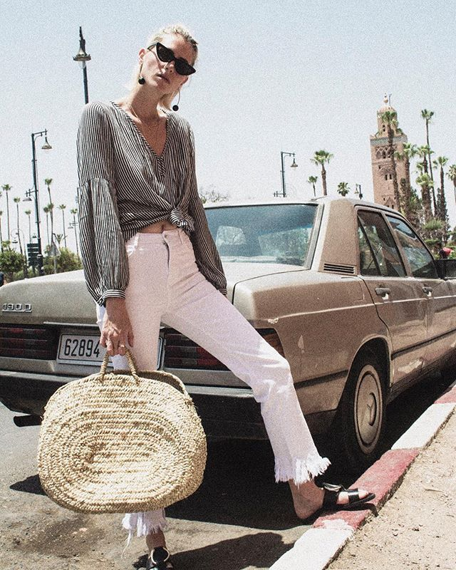 31 Cool Summer Outfit Ideas to Copy | StyleCaster