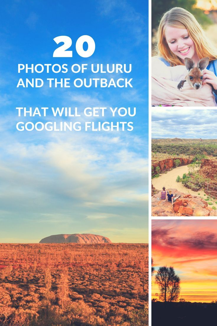 20 photos to convince you the Outback should be your next trip.
