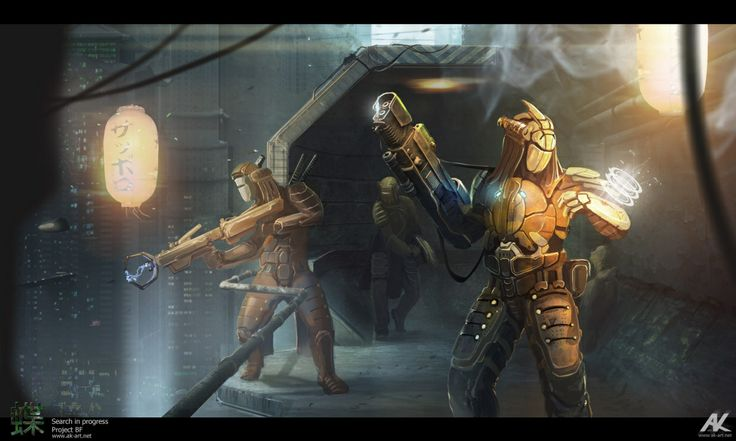 ZEN troopers are searching through Purgatory - the lowest part of megalopolis, partially beneath the city streets, in order to recover the stolen module. Of course, they fail and the main hero has to be called into service.