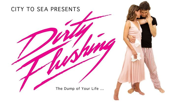 Dirty Flushing - Time of My Life (Dirty Dancing toilet humour!)