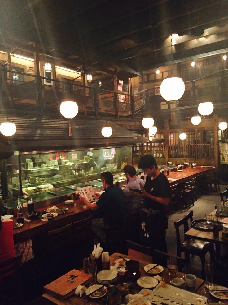 Gonpachi, il ristorante di Kill Bill - Tokyo, 16 ottobre 2016