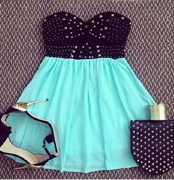 69 best images about Tumblr Outfits on Pinterest | Bustier dress ...