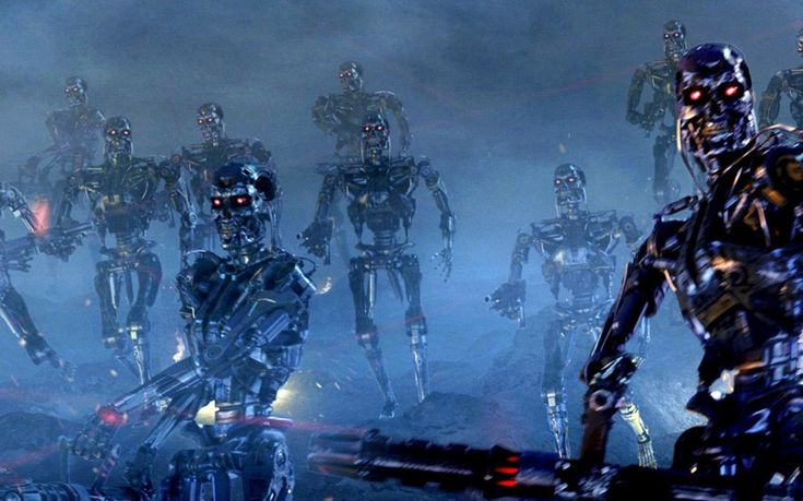 Archbishop of Canterbury's dystopian vision of robot future amid Wall Street   address condemning growing gap between rich and poor