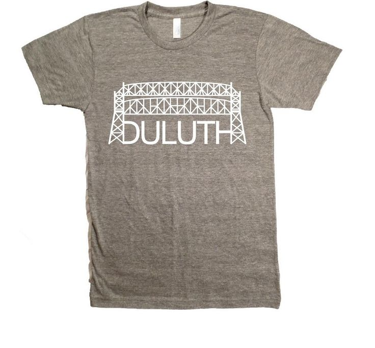 Duluth minnesota minnesota and t shirts on pinterest for Duluth t shirt commercial