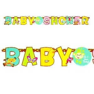 Fisher Price Baby Banner